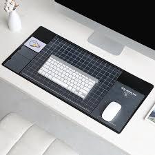 bureau mat edal pvc schrijfblok alle in een nuttig computer laptop muismat met