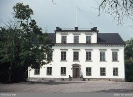 Swedish Country ölsboda Herrgård Juli 1969 Digitaltmuseum Se Slott Och