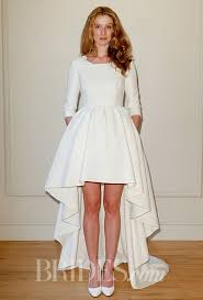 high low wedding dress with sleeves beautiful wedding dresses inspiration 2017 2018 a chic delphine