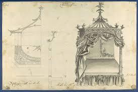 Georgian Bedroom Furniture by English Georgian 1714 1800 Furniture Design History The Red