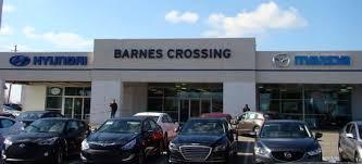 Barnes Crossing Tupelo Ms Barnes Crossing Hyundai Mazda Tupelo Ms 38804 Car Dealership