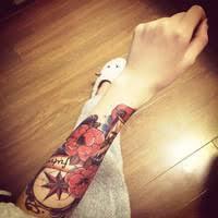 aliexpress com buy the revenant temporary tattoo sticker for