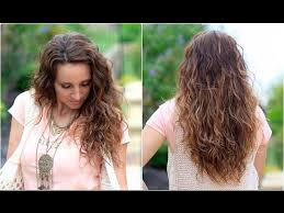 no heat plopping curls cute girls hairstyles makeup videos
