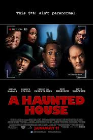 Haunted House Meme - a haunted house font