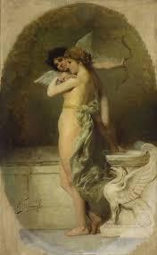 Seeking Cupid Henryk Siemiradzki I Psyche Discovery Consists Not In