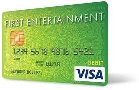 debit card for debit card entertainment credit union
