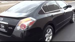 Nissan Altima Sport - 2008 nissan altima 2 5 sl bose spoiler excellence cars direct