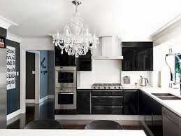 Small Black And White Kitchen Ideas Inspirations Black And White Kitchens Black And White Kitchen Cabinets