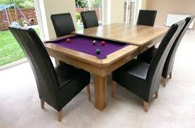 dining room pool table combo pool table dining room combo pool dining table combo combination