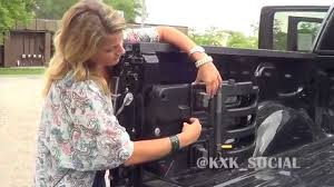 Ford Raptor Truck Bed Size - 2014 ford raptor tailgate extender youtube