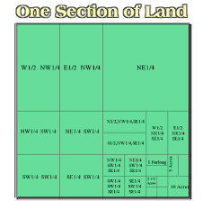sections townships and ranges mapping land oklahoma county assessor ok