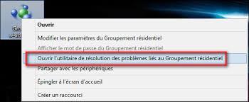 probleme icone bureau solution au problème d icone de groupe résidentiel sur le bureau