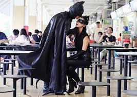 batman wedding dress when batman says i do news asiaone