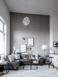 grey sofa modern scandinavian living room design idea with grey sofa modern coffee