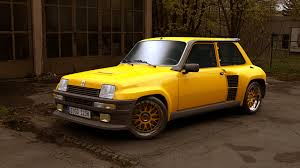 renault r5 turbo renault r5 turbo by blacklizard1971 on deviantart