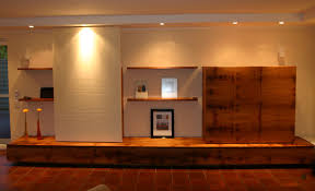 hifi lowboard design foto tv möbel lowboard mit stoffbespanntem schiebeelement möbel