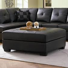 ottomans leather ottoman coffee table ottomans for storage