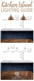 High End Kitchen Island Lighting Kitchen Island Lighting Guide How Many Lights How Big How High