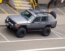 modified jeep cherokee lifted u0026 cut xj shot from the hawthorne bridge portland o u2026 flickr