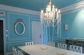 marvelous tiffany blue paint color in luxurious chandeliers color