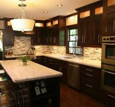 mission oak kitchen cabinets hand made mission style solid oak kitchen cabinets by r squared