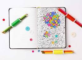 Le Carnet de Notes à Colorier pour Booster votre Creativité