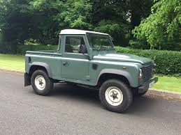 used land rover defender 90 pickup 2 4 tdi pick up 2dr in larne