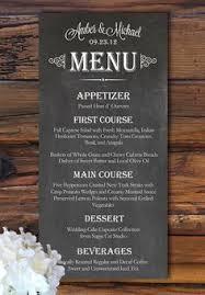 5 course menu template 8 menu templates excel pdf formats