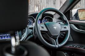 maserati steering wheel driven maserati ghibli s review