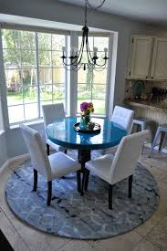 Round Rugs For Dining Room by Rug Under Round Table Area Dining Room Kitchen Rugs 6 About Rug