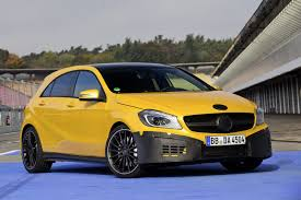 mercedes amg a250 mercedes a45 amg with 350hp turbo engine and awd almost
