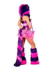 Cheshire Cat Costume Deluxe Furry Cheshire Cat Costume