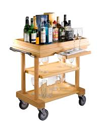 Dining Room Cart by Drinkstrolley The Irresistible Appeal Of This Trolley Is Sure To