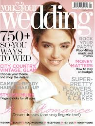 wedding magazines free by mail wedding published in you yourg magazine mayjune issue top