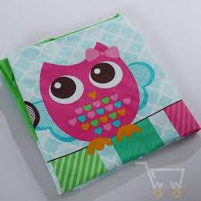100 cotton cartoon cute owl bedding set 4pcs bedclothes bed sheet twi