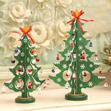 Christmas Decorations At Cheap Prices by Buy Jin Ye Dusted 29cm Creative Wooden Three Dimensional Wooden