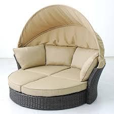 creative living antigua day bed love seat mahogany wicker