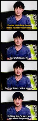 Horny Harry Meme - life after the harry potter movies imgur