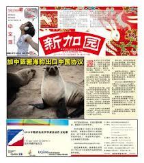 nature et d馗ouverte si鑒e social 新加园第14期by xinjiayuan issuu