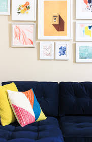living room makeover the reveal the crafted life
