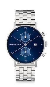 Watch by Watches Kapten U0026 Son