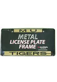 byu alumni license plate frame shop missouri tigers car accessories