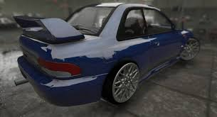 subaru 22b wallpaper subaru impreza 22b street stanced replace gta5 mods com