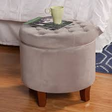Homepop Storage Ottoman Homepop Large Button Tufted Storage Ottoman Free Shipping