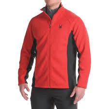 lexus jacket black spyder constant stryke jacket for men