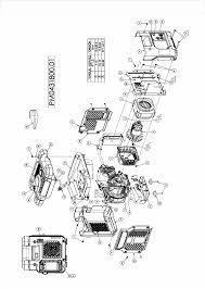 powermate portable generator pm0431800 01 pdf parts list free
