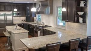best of the best of light granite countertops kitchen island ideas