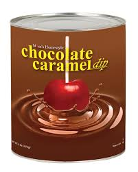 Candy Apple Supplies Wholesale Chocolate Caramel Apple Dip 4125
