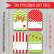 christmas gift tags affordable kids birthday party ideas