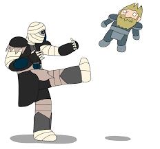 krator gnome punting by theargoninja on deviantart